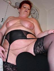 SEXY DICKE WEIBER REIFE LADY FICKEN
